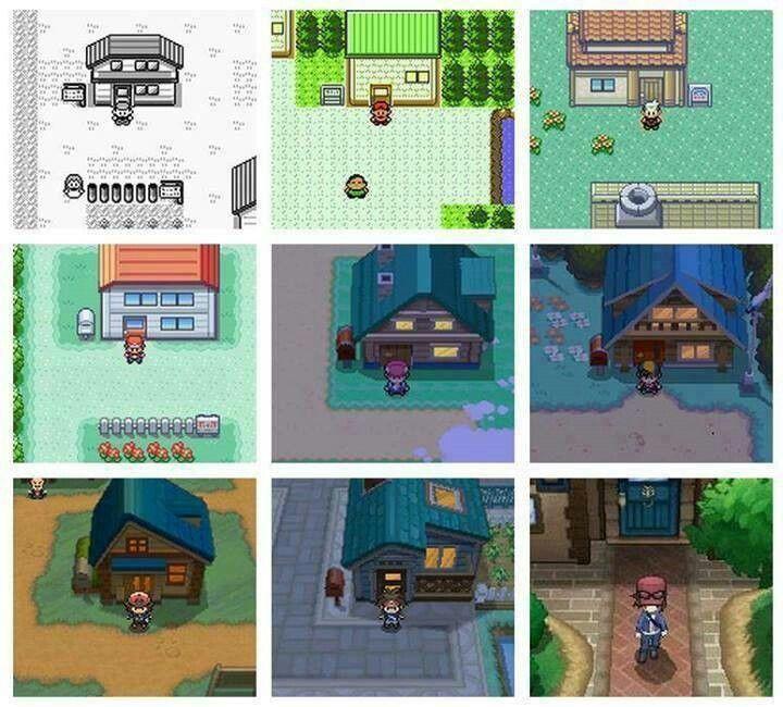 Pokemo game