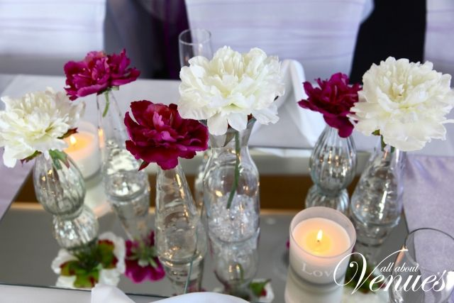 Vintage Rustic Wedding Table Decorations Idea- for your wedding in Victoria! If you would like us to decorate your wedding- talk to us today! We have lots of wedding decorations for hire! www.allaboutvenue... #geelongwedding #vintageweddingdecorations #rusticweddings