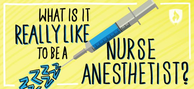 What is a nurse anesthetist