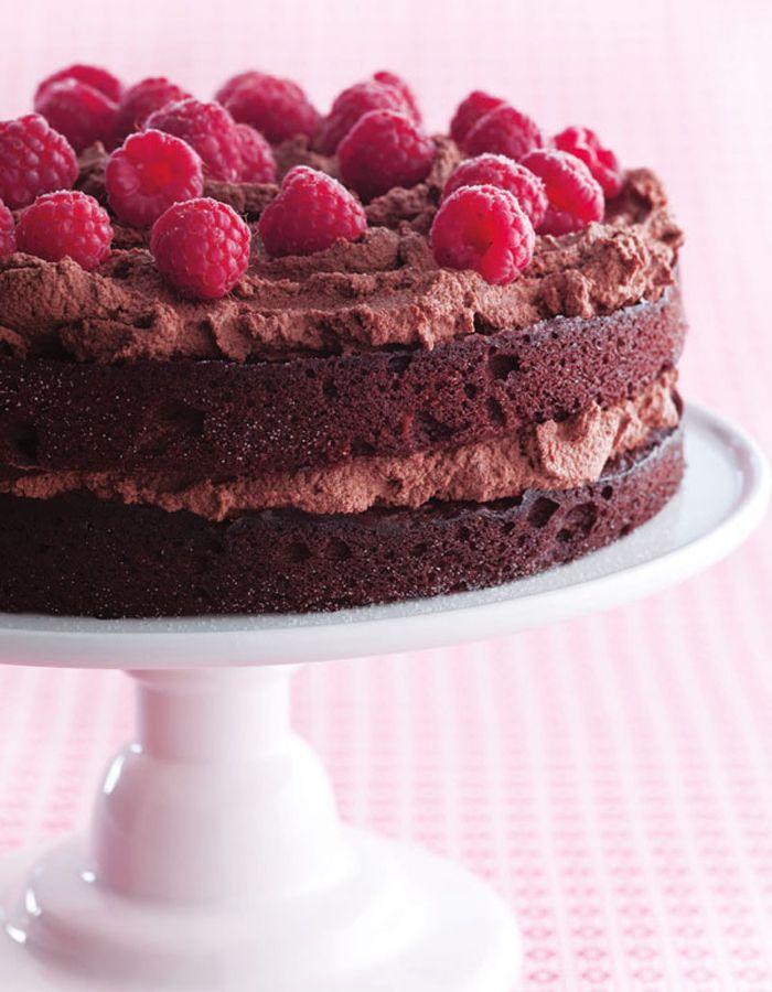 Gluten free birthday cake recipe by Grace Cheetham