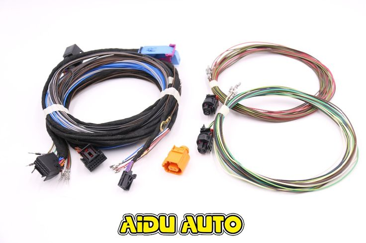 PQ35 Keyless Entry Kessy system cable Start stop System harness Wire Cable For VW Golf 6 Jetta MK6