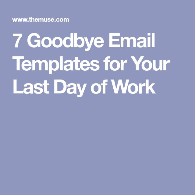 The  Best Goodbye Email Ideas On   J Alexander Coffee