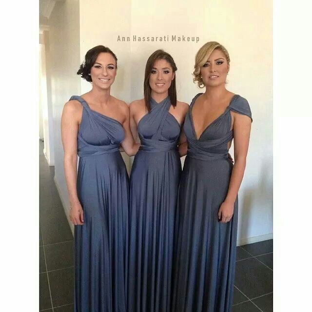 Dresses From Two Birds Maids