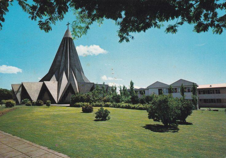 Moçambique - Lourenço Marques - Igreja de Sto António