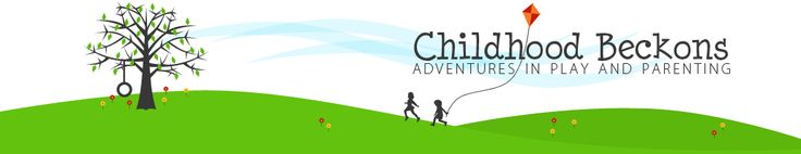 Childhood Beckons -an awesome blog for neat things to do with the kids.