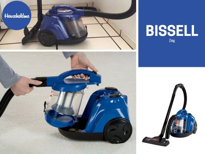 Bissell Zing Bagless Canister Vacuum Blue Review   Buy the Bissell ZIng on Amazon: http://amzn.to/1Ton051  #bissell #canistervacuum #vacuum #vac #cleaner #bissellbrand #bissellvacuum #cleaningtips #howtoclean