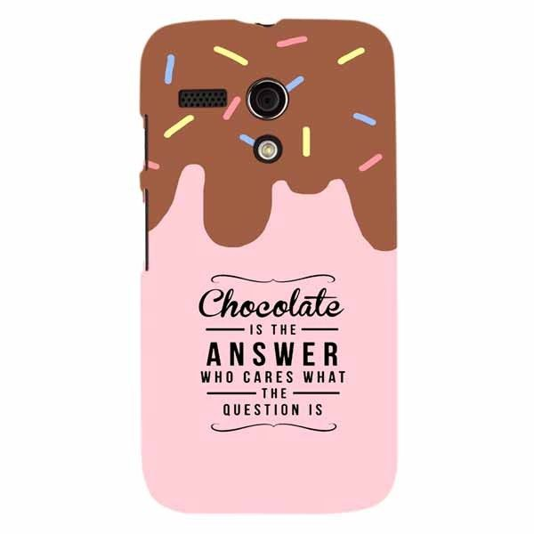 Kesi Chocolate Love Moto G Case #iphonecase