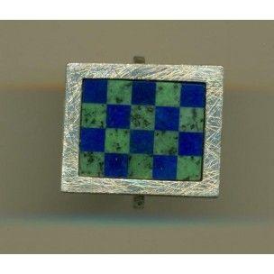 Anillo Escacs de Neus Soler #art #ring #handmade
