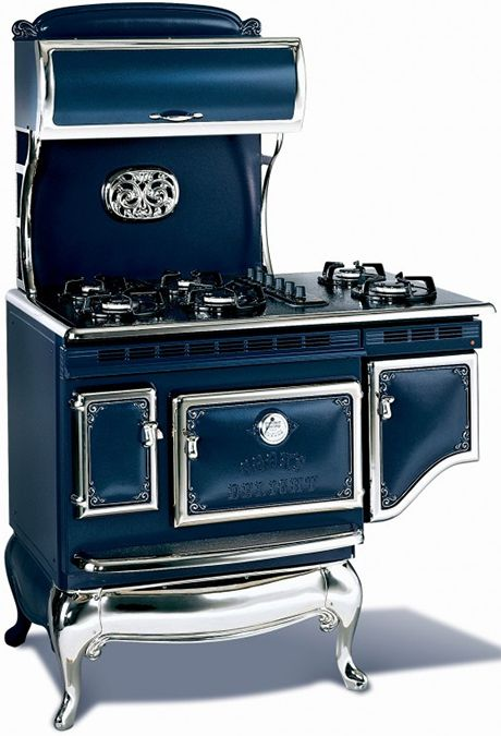 Retro Wood Burning Cook Stoves From Elmira Stove Works