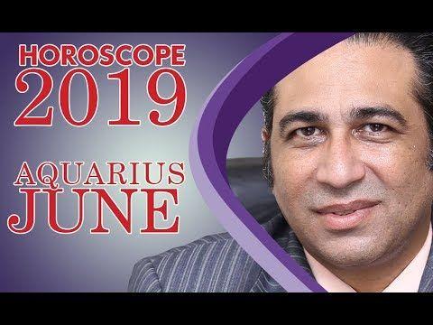 Aquarius Monthly Horoscope Urdu June 2019 Astrology