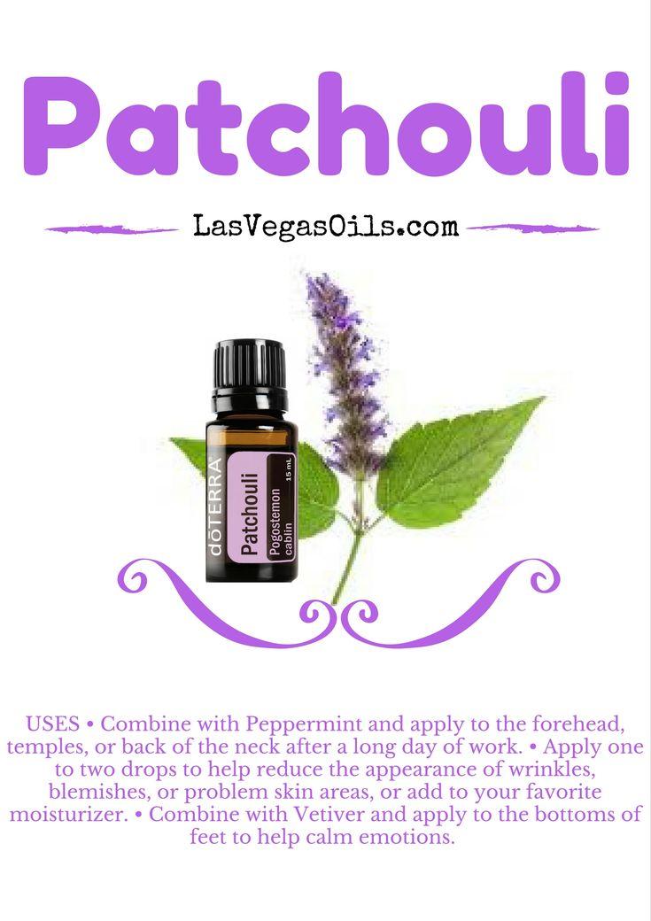 Patchouli essential oil doterra pdf myrrh