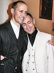 Actor Alan Cumming Marries Artist Boyfriend