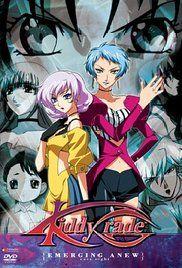 Watch Kiddy Grade Anime Online.