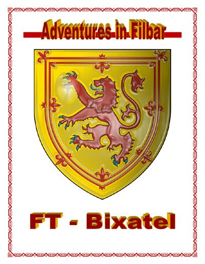 FT - Bixatel is a free role playing game supplement from Adventures in Filbar, covering a small urban area. #RPG