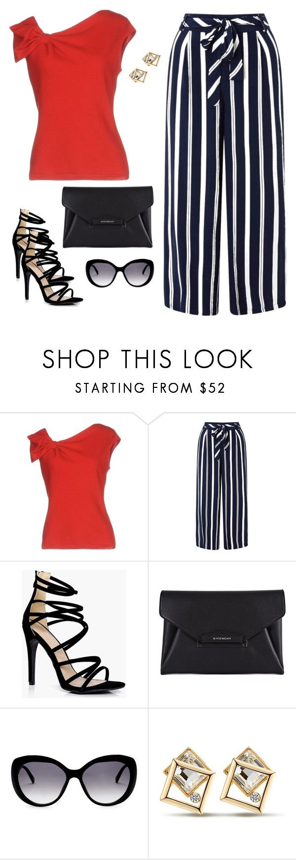 """""""P. G.# 51"""" by patricia-gonzalez-1 ❤ liked on Polyvore featuring Valentino, Monsoon, Boohoo, Givenchy and ESCADA"""