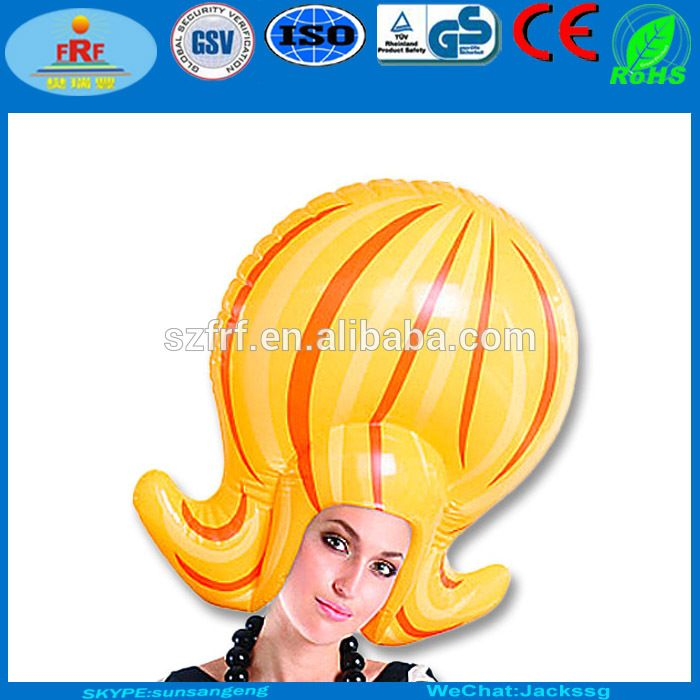 Promotion Pvc Giant Inflatable Wig , Find Complete Details about Promotion Pvc Giant Inflatable Wig,Giant Inflatable Wig,Inflatable Wig,Pvc Inflatable Wig from Event & Party Supplies Supplier or Manufacturer-Shenzhen Fanrefond Plastic Products Co., Ltd.