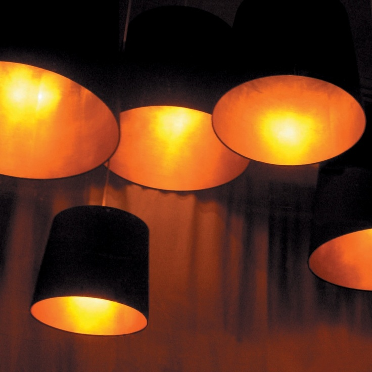 Dean Phillips | Shady Lady pendant Architectural Lighting & Design