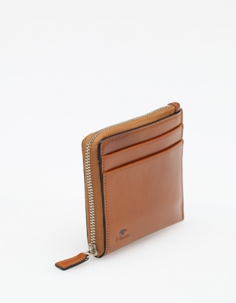 Small Wallet in Camel
