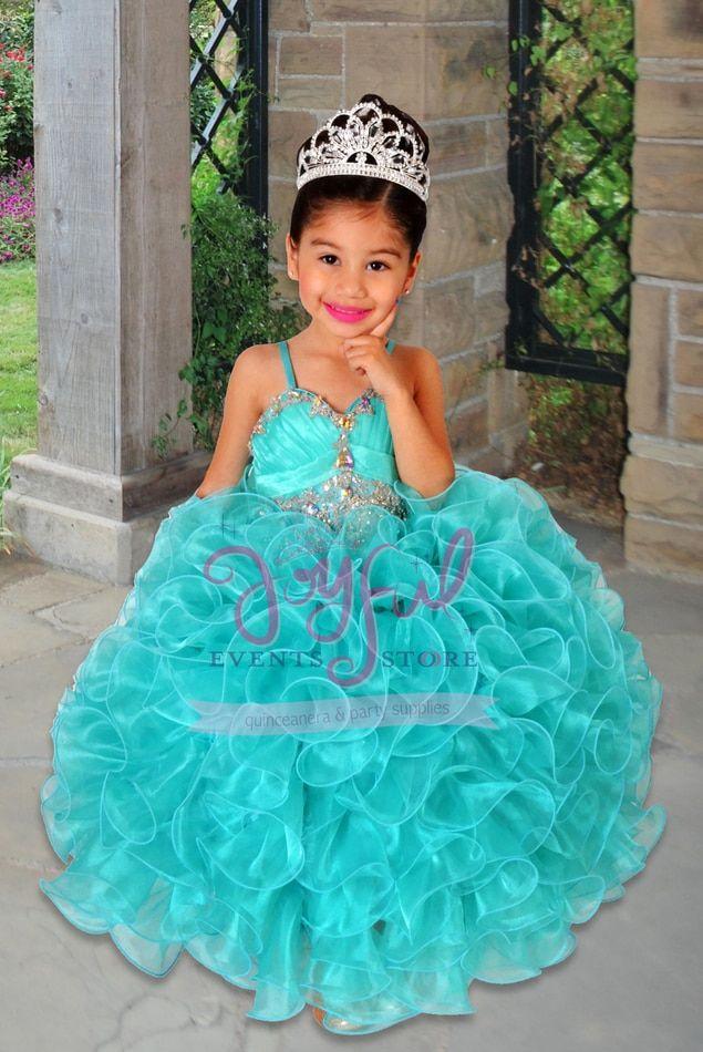 Flower Girl Dress Fgd037 Vestidos Para Presentacion