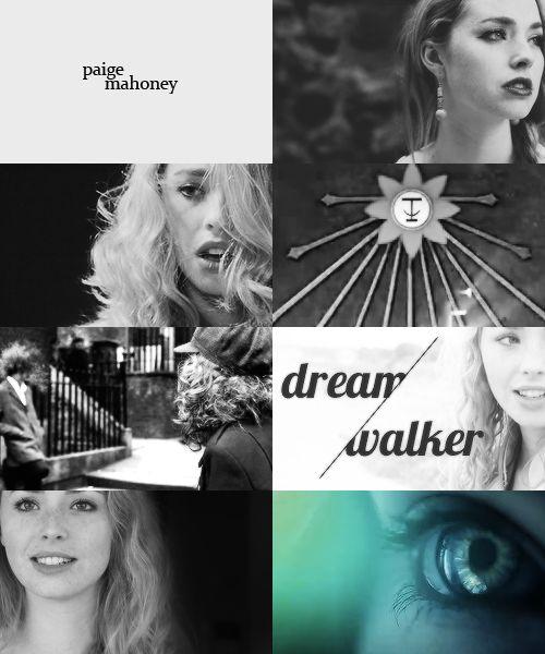Paige Mahoney- Dream walker