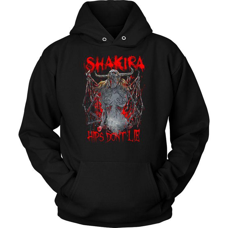Shakira - Hips Don't Lie metal hoodie USD 17.59 We ship worldwide! ---------------- metal head, black metal, pop music, clothing, metal guy