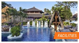 Rama Beach Resort & Villas - South Kuta Bali is a restful sanctuary in southern part of Kuta Bali and just 10 minutes drive from International Airport.
