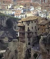 Casas colgantes, Cuenca, Spain