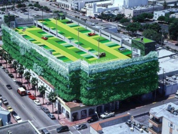Top 10 Amazing And Unusual Car Parks Parking Building Parking