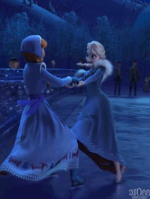 It's good to see Elsa happy
