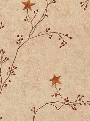Spivey Hearts and Stars Wallpaper Border FAM65171B