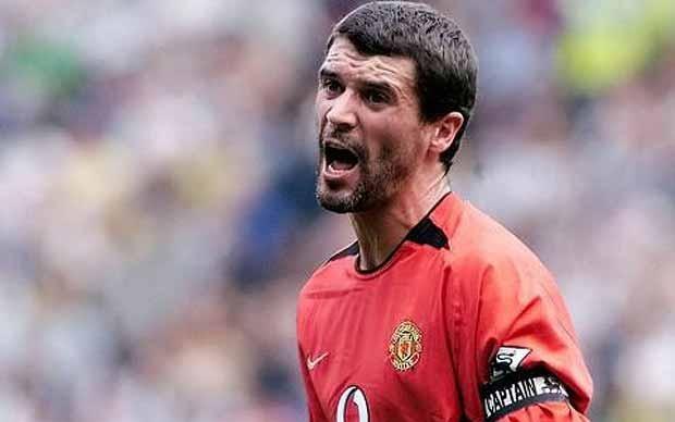 Roy Keane   #MUFC #16
