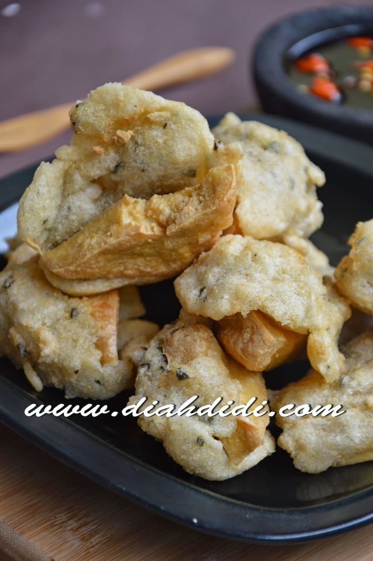 Diah Didi's Kitchen: Tahu Aci Tegal.