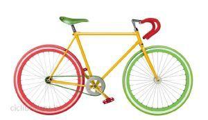 """La mia bici """"Jamaica"""" - Cicli Brianza - Make Your Bike - Bici personalizzate - Bici uniche - Biciclette"""