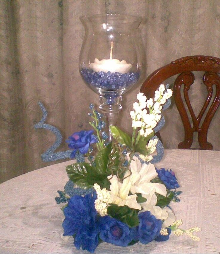 centro de mesas | Hacer un Centro de Mesa con Flores Artificiales | Los Mejores Ramos de ...