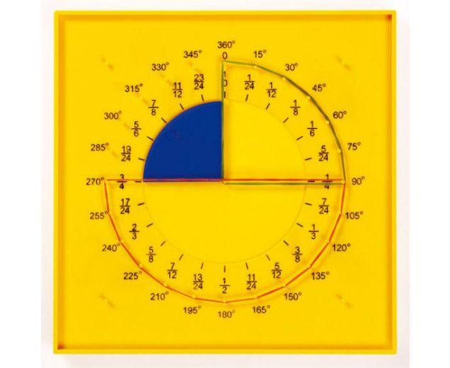 Arbeits-Set Bruchrechnen und Geometrie-4