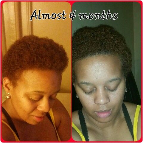 "ok. My hair is growing.... This is almost 4 months since the ""BIG Chop"" I am almost there to my goal. Colored and Healthy Thanks to SalonK here on Staten Island #ILoveMyNaturalHair #TheBIGChop Created by Photo Grid. Android https://play.google.com/store/apps/details?id=com.roidapp.photogrid iPhone https://itunes.apple.com/us/app/photo-grid-collage-maker/id543577420?mt=8"