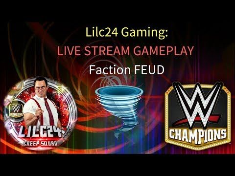 WWE Champions  FACTION FEUD #wwe #wwechampions #gaming #mobilegaming #wrestling #game