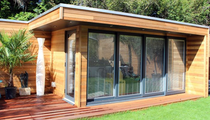 17 best images about garden office on pinterest gardens for Best garden office buildings