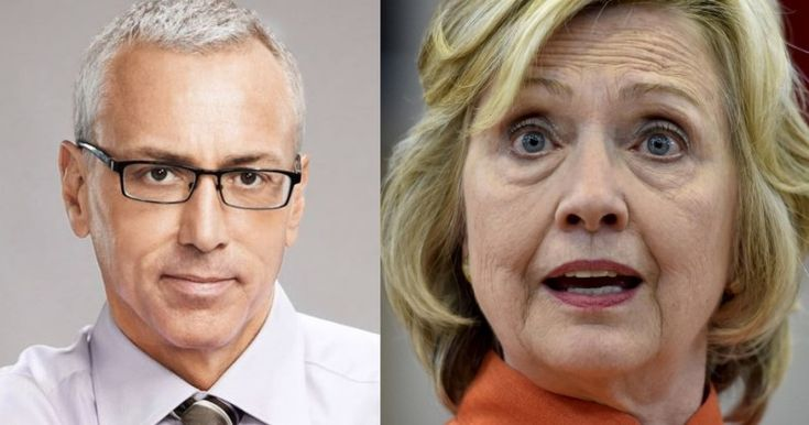 Dr. Drew Show Canceled Just Days After He Questioned Hillary's Health: Wow, what an interesting coincidence!