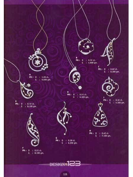 Design-123 Jewellery Book - Design-123 Jewellery Book Exporter, Importer & Manufacturer, Mumbai, India