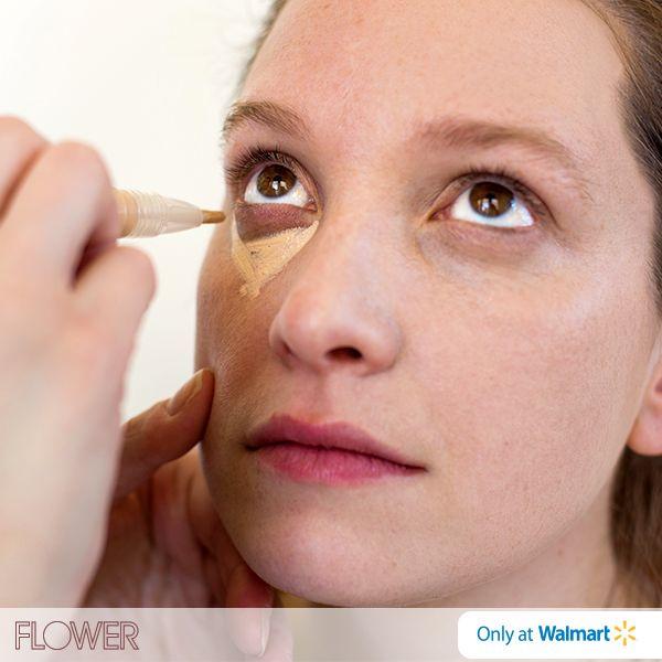 how to avoid eyes skin falling