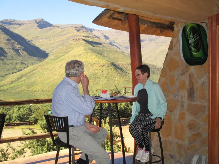 Restraunt- Mountain kingdom Lesotho