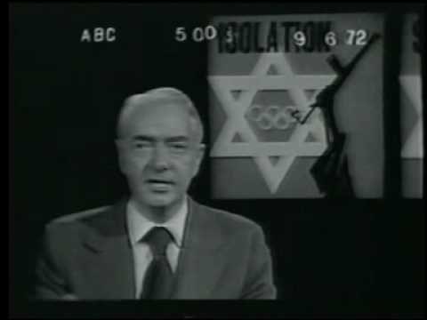 ABC News 1972 Munich massacre coverage