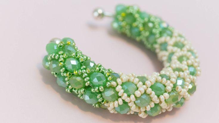 Excited to share the latest addition to my #etsy shop: Bracelet 4 http://etsy.me/2CsBZda #jewelry #bracelet #green #no #women #womanbracelet #handmadebracelet #fashionbracelet #uniquebracelet