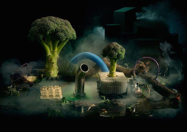 Pell mell: l'agenzia francese del 3D