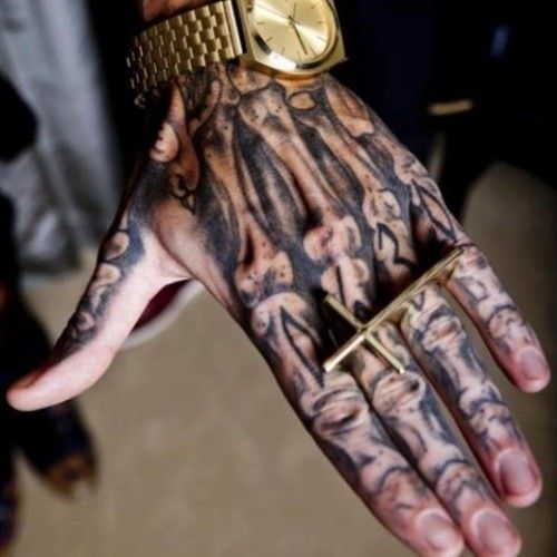 bill kaulitz hand tattoo tokio hotel phantomrider. Black Bedroom Furniture Sets. Home Design Ideas