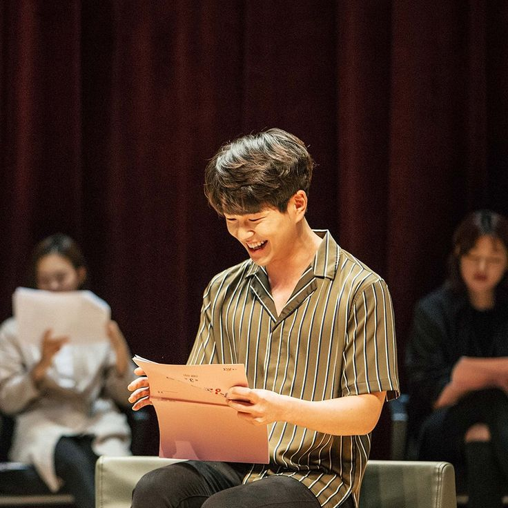 170626 Age of Youth Season 2 Script Reading featured Onew