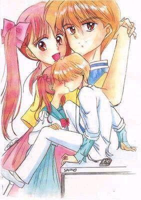Sana & Akito