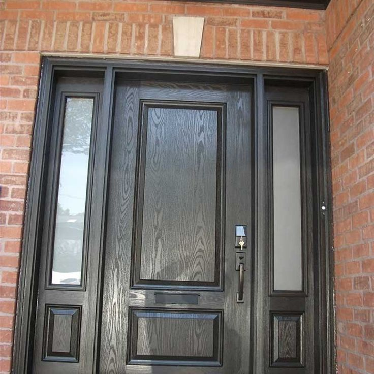 solid wood front doors on pinterest wood front doors exterior front