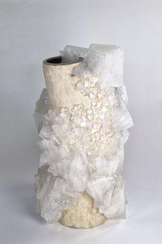 Lukas Wegwerth, 'Crystallization 78,' 2016, Gallery FUMI - Ceramic, Salt